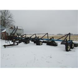 BLANCHARD 45' CROW FOOT PACKERS