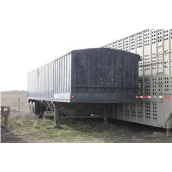 OLDER LOAD KING TANDEM AXLE GRAIN TRAILER