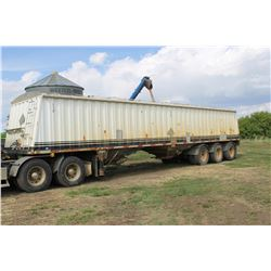 LODE KING TRIDEM GRAIN TRAILER