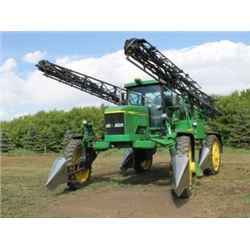 2004 JOHN DEERE 4710 - 90' SPRAYER