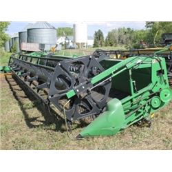 2012 JOHN DEERE 936 - 36' STRAIGHT CUT HEADER