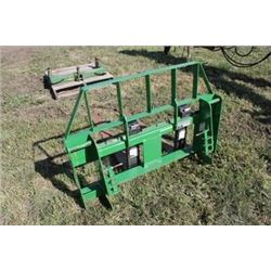 QUICK ATTACH PALLET FORKS