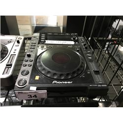 PIONEER CDJ-2000  DJ TURNTABLE  MULTIPLAYER (NO TRAVEL CASE)