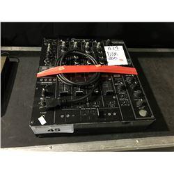 PIONEER DJM-800 PROFESSIONAL  DJ MIXER