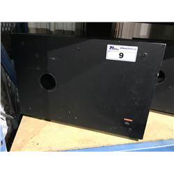 JBL CONTROL SB-2  ANGLE SUBWOOFER