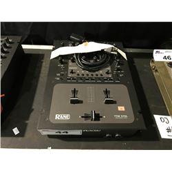 RANE TTM57SL RACK MOUNT PERFORMANCE DJ MIXER