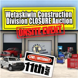 WELCOME TO KASTNER'S WETASKIWIN CONSTRUCTION