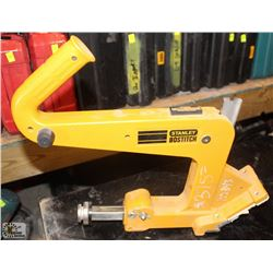 STANLEY BOSTITCH MANUAL FLOORING CLEAT NAILER