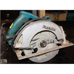 "MAKITA CORDED 7-1/4"" CIRCULAR SAW."