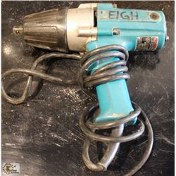 "MAKITA 1/2"" CORDED IMPACT WRENCH"