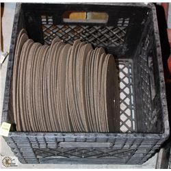 LOT OF APPROX. 45 ABRASIVE CUTTING WHEELS