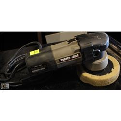 "PORTER CABLE 6"" RANDOM  ORBIT POLISHER"