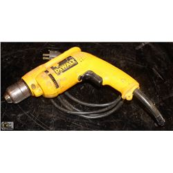 "DEWALT 3/8"" POWER DRILL"