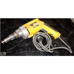 DEWALT 1/4  POWER SCREWDRIVER