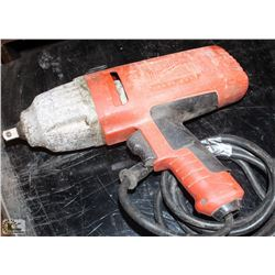 MILWAUKEE 1/2  IMPACT WRENCH