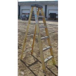 6 FOOT REYNOLDS FIBERGLASS STEP LADDER