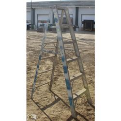 6 FOOT BON ALUMINUM STEP LADDER