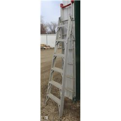 6 FOOT ALUMINUM STEP/EXTENSION LADDER