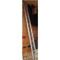 14 FOOT ALUMINUM LADDER