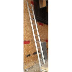 12 FOOT ALUMINUM LADDER
