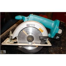 "MAKITA 6.5"" CORDLESS CIRCULAR SAW"