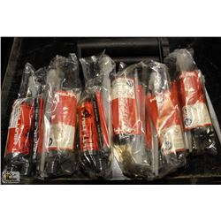 6 HILTI INJECTABLE ADHESIVE ANCHORS