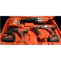 MILWAUKEE 18V TOOL KIT