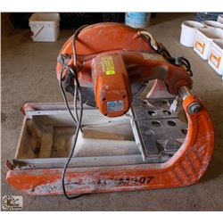 CLIPPER WET TILE SAW