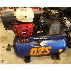 G2S 9HP GAS ENGINE AIR COMPRESSOR