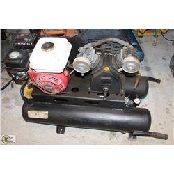 10 GALLON GAS ENGINE AIR COMPRESSOR
