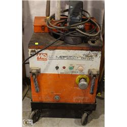 MULTIQUIP MB-25 REBAR BENDER