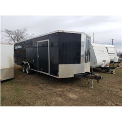 2011 SURE TRAC 24FT TRAILER