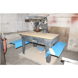 DEWALT 16  RADIAL ARM SAW