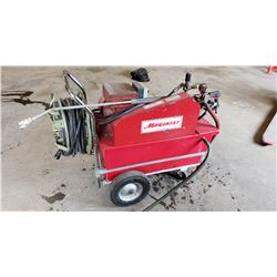 MAGIKIST PRESSURE WASHER 1500PSI