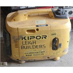 KIPOR 2000IT GAS GENERATOR