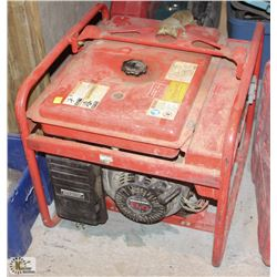 MULTIQUIP 3600 GAS GENERATOR
