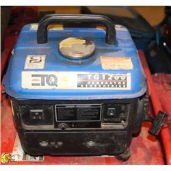 ETQ TG1200 GAS GENERATOR