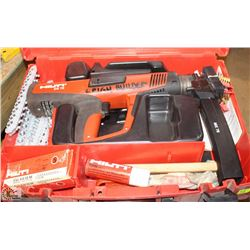 HILTI DX76MX POWDER ACTUATED TOOL