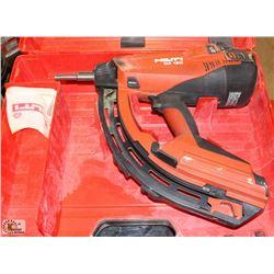 HILTI GX120 GAS NAIL GUN