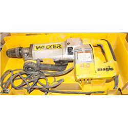 WACKER MAGIC HAMMER DRILL