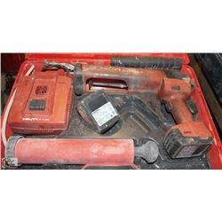 HILTI ED3500-A CORDLESS CAULKING GUN