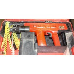 HILTI DX450 POWDER ACTUATED TOOL