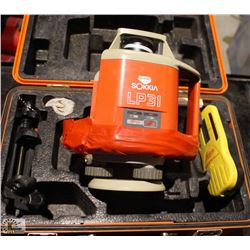SOKKIA LP31 ROTATING SURVEYING LASER