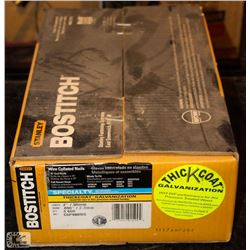 BOX OF BOSTITCH WIRE 2  COLLATED NAILS