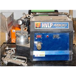 GRACO HVLP4900 FINE FINISHES SPRAYER