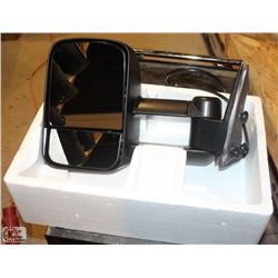 REPLACEMENT GMC 2500 DRIVER SIDE MIRROR