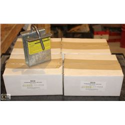 """4 BOXES OF MSA 2"""" X 6"""" PERMANENT ROOF ANCHORS"""