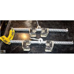 2 SALA GLYDER 2 SLIDING BEAM ANCHORS