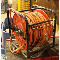 SWIVEL BASE AIR LINE HOSE REEL