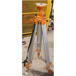 ADJUSTABLE SURVEYING TRIPOD